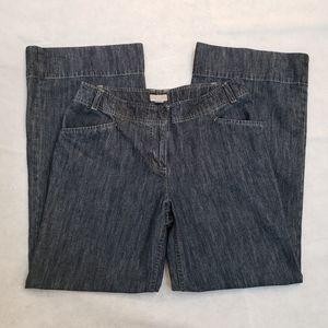 J.JILL | Genuine Fit Below Waist 6P Straight Jeans